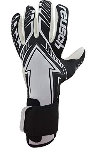 Reusch Arrow G3 World Keeper Goalkeeper Glove, Size 9, Black/White