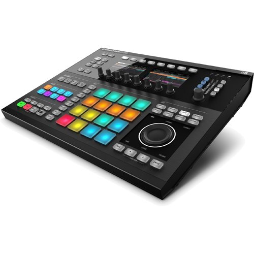 Native Instruments Maschine Studio schwarz