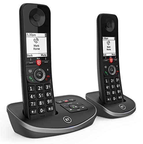 BT Advanced Cordless Home Phone ...