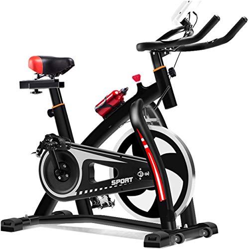 DL CO. Indoor Spinning Bicycle Ultra Quiet Esercizio Home Bicicletta Sport Attrezzatura Il Fitness Aerobica Training Device Allenamento A Casa