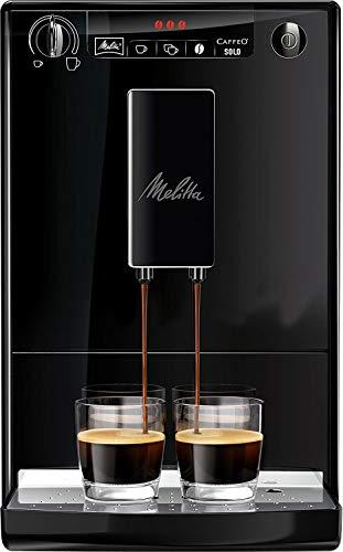 Melitta Kaffeevollautomat Caffeo Solo (überholt) Schwarz
