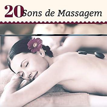 20 Sons de Massagem - Músicas de Fundo Relaxantes para Centros de Bem-estar