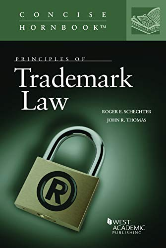 Principles of Trademark Law (Concise Hornbook Series) (English Edition)