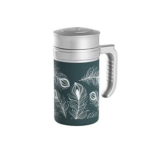 TEA SHOP - Termo con Filtro - Travel Tea Turkey Green - 350ml - Otros complementos