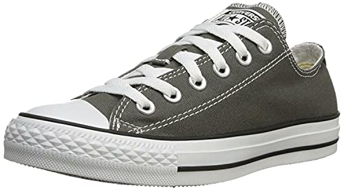Converse Schuhe Chuck Taylor All Star Ox Charcoal (1J794C) 46 Grau