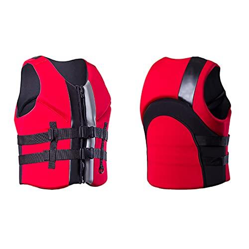 Reddingsvest, volwassenen/kinderen Drijvend reddingsvest Zwemvest Drijfvest, verstelbare veiligheidsriem Persoonlijk…