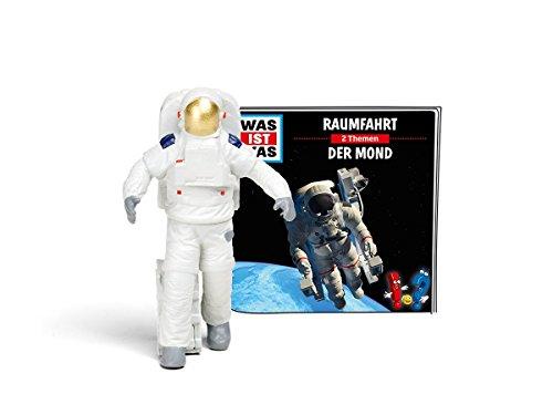tonies Hörfiguren für Toniebox: was IST was Hörspiel - Raumfahrt / Der Mond - ca. 70 Min - ab 6 Jahre - DEUTSCH