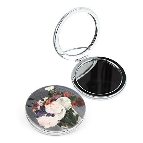 compacte spiegel 7CM*7CM*1CM vase