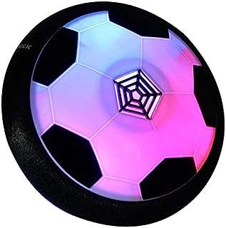 تحوم كرة القدم بالطاقة الكهربائية الهوائية ، قرص كرة القدم للأطفال ، هدايا للأولاد والبنات ، لعبة كرة القدم مع مصابيح LED ...