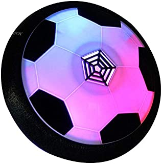 Hover Soccer Ball Electric Air Power Soccer Disc Kids Toys Boy and Girl Gifts Toy Football With LED Lights for Indoor Outdoor Games