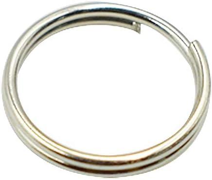 HONJIE Small Key Chain Ring Split Superlatite Orga wholesale Keys Chains Rings for