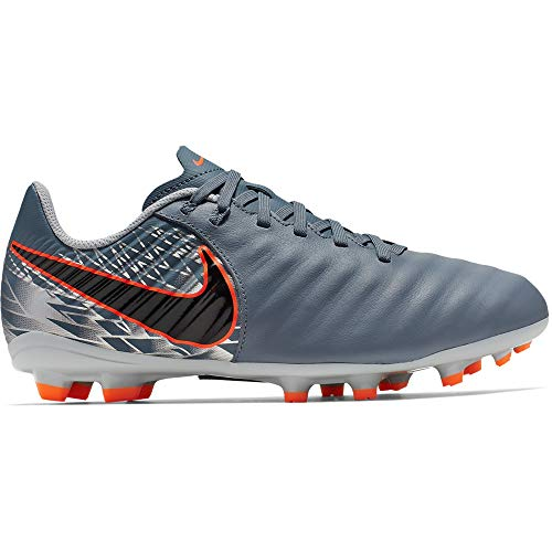 Nike Youth Legend 7 Academy Firm Ground Soccer Cleats (4.5 Big Kid M US)
