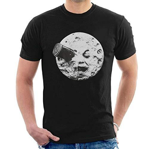 Trip To The Moon T Shirt Le Voyage Dans La Lune Sci-Fi Retro Vintage Cult Film