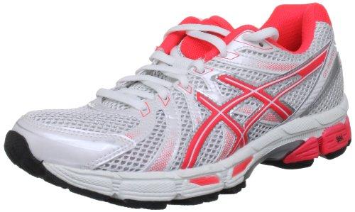 ASICS Gel Phoenix W, Sneaker Donna, Bianco (White/Hot Pink/Silver), 37.5 EU