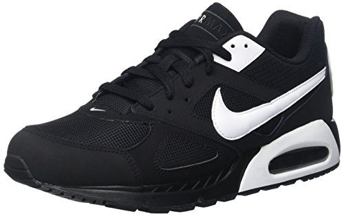 Nike Air Max Ivo, Chaussures de Running Homme, Nero Black White Black, 47 EU