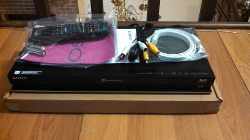 Buy Bargain Sony BDP-BX57 Blu-ray Disc Player, 3D-ready with built-in WI-FI