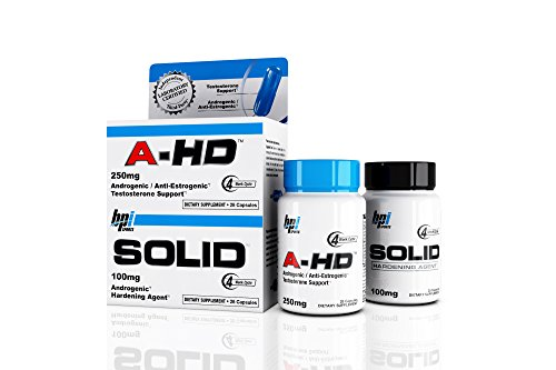 BPI Sports NEW, A-HD/Solid Stack, Re-Introduced