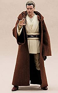 FIGLot 1/12 scale brown Jedi Fabric Robe for SH Figuarts Hasbro Star Wars black series 6 inch figures (Figure NOT included)