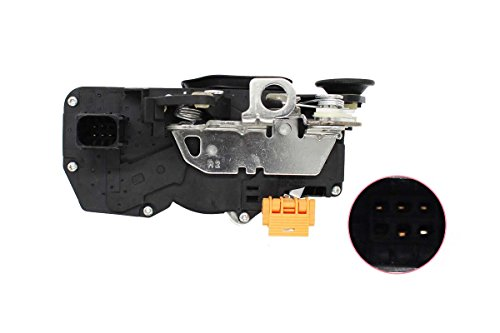 09 silverado door lock actuator - 3
