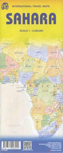 Sahara 1 : 3 400 000