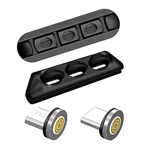 N/A. Organizador de cables 3Pin 540 ° Rotación Cabeza magnética Caja de...