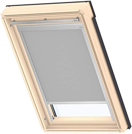 Velux Replacement Blackout Blind Dbl M08 308 2 Grey Amazon Co Uk Home Kitchen