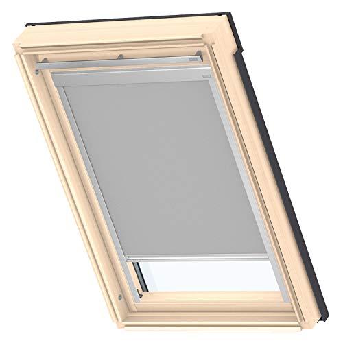 VELUX Classic-Verdunkelungsrollo (DBL) Dachfenster, S08, 608, Grau