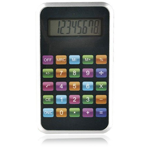 MonsterPrix - Calculatrice iPhone