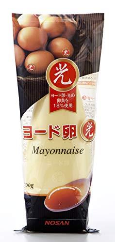日本農産工業『ヨード卵・光 マヨネーズ』