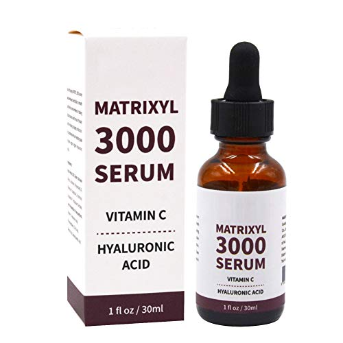 Hankyky MATRIXYL 3000 Serum Vitamin C Hyaluronic Acid Reduce Sun Spots And Wrinkles Face Care
