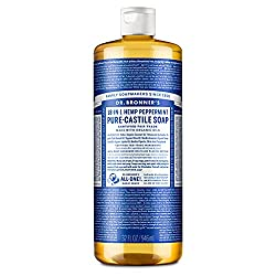 Dr. Bronner's Pure-Castile Seife