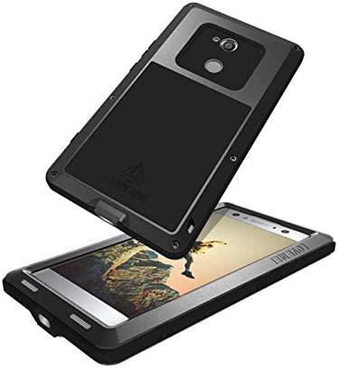 GFU Full Body Sony Xperia XA2 Case Defender Outdoor Tempered Glass Protector Cover for Sony product image