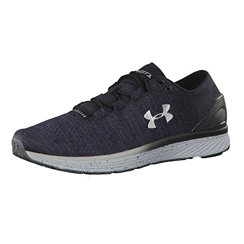 Under Armour Women's Charged Bandit 3 Running Shoe, Stealth Gray...