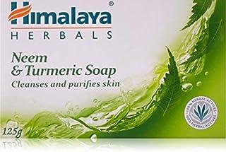 Himalaya Neem and Turmeric Soap, 125g