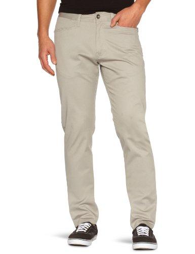 Oakley Herren Hose, grau - Grey - Stone Gray, FR : 28 (Taille Fabricant : 1)