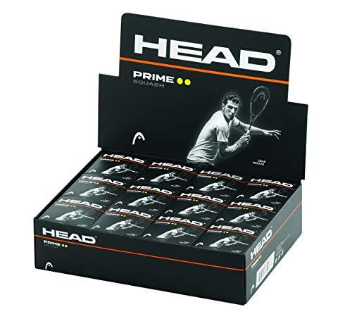 HEAD Prime Squashball, 12 Bälle