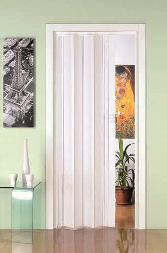 Forte Puerta Plegable de Interior de PVC Cedro 88,5x214 cm Mod.Luciana