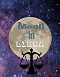 Libra Horoscope Writing Journal - Moon in Libra: Zodiac Writing Journal