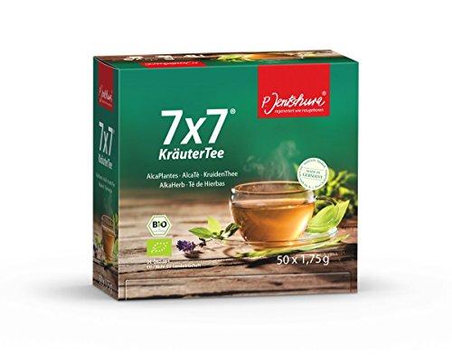 Jentschura Kräutertee 50 Beutel, 1er Pack (50 x 1,75 g)
