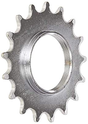 State Bicycle Co. Fixed Gear/Fixie Bike Cog, Silver, 20T