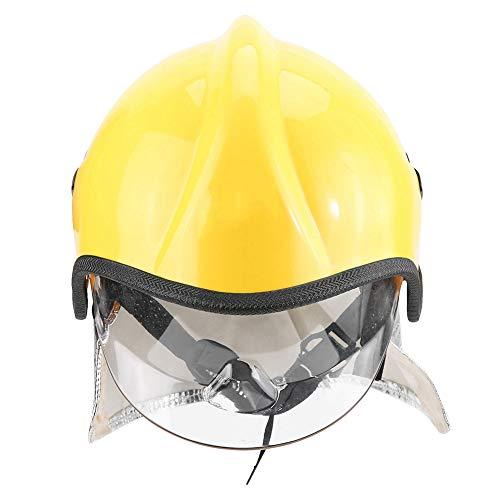 Casco De Bombero, Reduce El Impacto, Buena Transmitancia, Protección Contra La Radiación, Casco De Seguridad Para Proteger