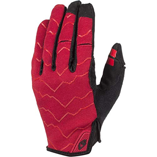 Giro DND Limited Edition Glove - Men's Dark Red/Black, XL