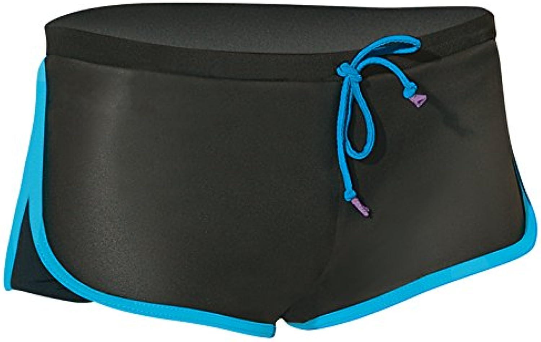 Camaro Aqua Skin Wave Pants Wetsuits, Black, Large