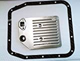 AOD Transmission Filter Kit 2WD NEW 1980-1993 Compatible with FORD Neoprene Pan Gasket