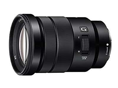 Sony SELP18105G E PZ 18-105mm F4 G OSS with Circular Polarizer Lens by Sony