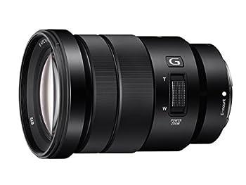 Sony SELP18105G E PZ 18-105mm F4 G OSS  Black