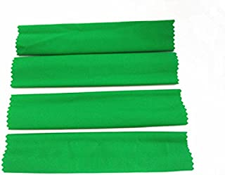 Raidenracing Green Damper Shock Sleeves Dirt Dust Resist Guard Cover for Traxxas X-MAXX 4pcs