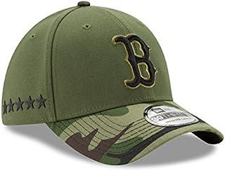 the best attitude 5b81e 6efd0 Boston Red Sox New Era 2017 Memorial Day 39THIRTY Flex Hat - Green Camo (