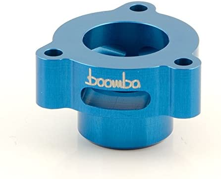 Boomba Racing BLOW OFF VALVE Fort Worth Mall Inexpensive ADAPTOR for ECOBO BLUE FORD MUSTANG