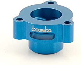Boomba Racing BLOW OFF VALVE ADAPTOR BLUE for FORD MUSTANG ECOBOOST